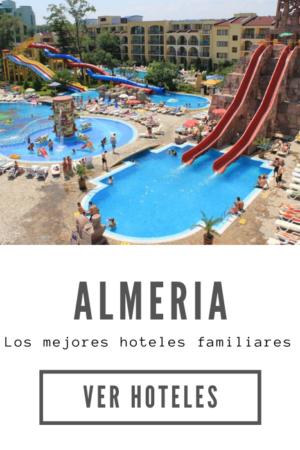 hoteles para familias numerosas en almeria