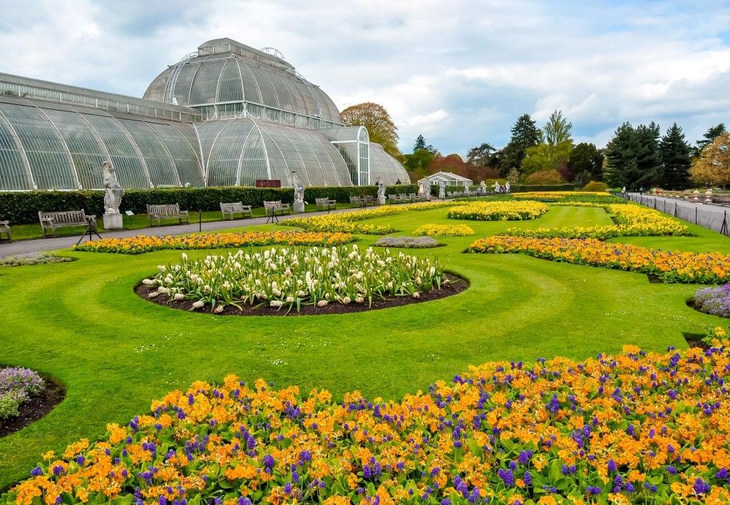 Jardines Kew Gardens