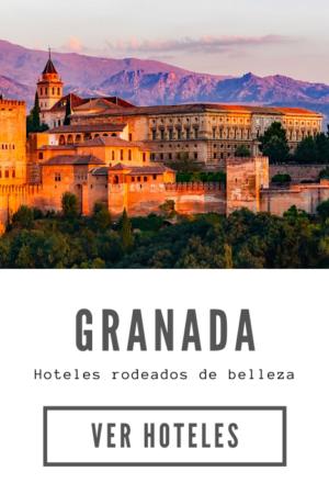 hoteles para familias numerosas en granada