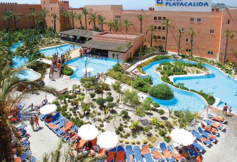 Hotel familiar Playacálida Spa