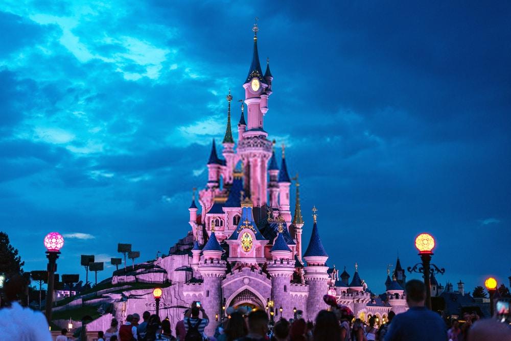 Disneyland paris familia numerosa