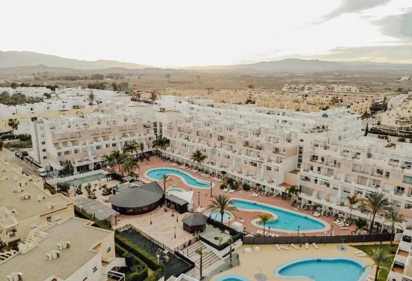 Apartamentos familiares Marina Rey Vera Almería